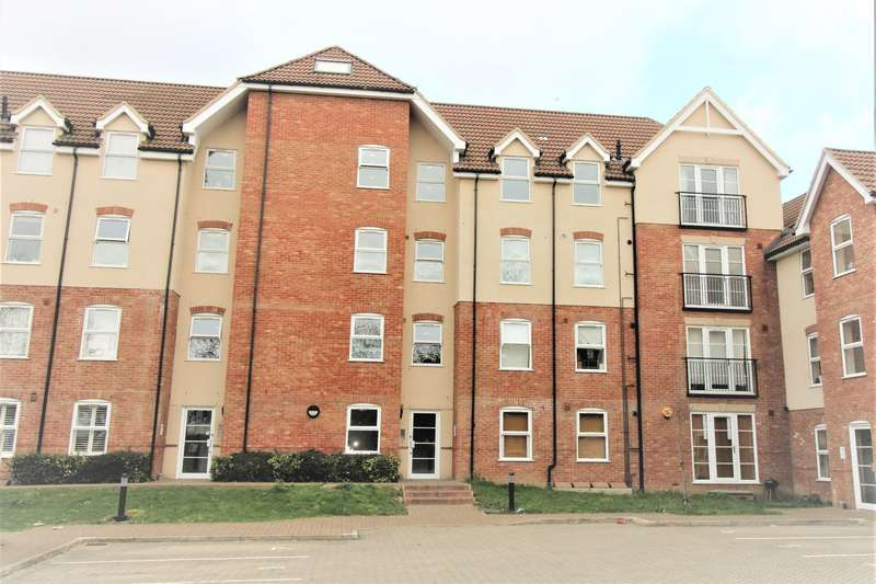 2 Bedrooms Apartment Flat for sale in Sartoria Court, Lenthall Avenue, Thurrock, RM17
