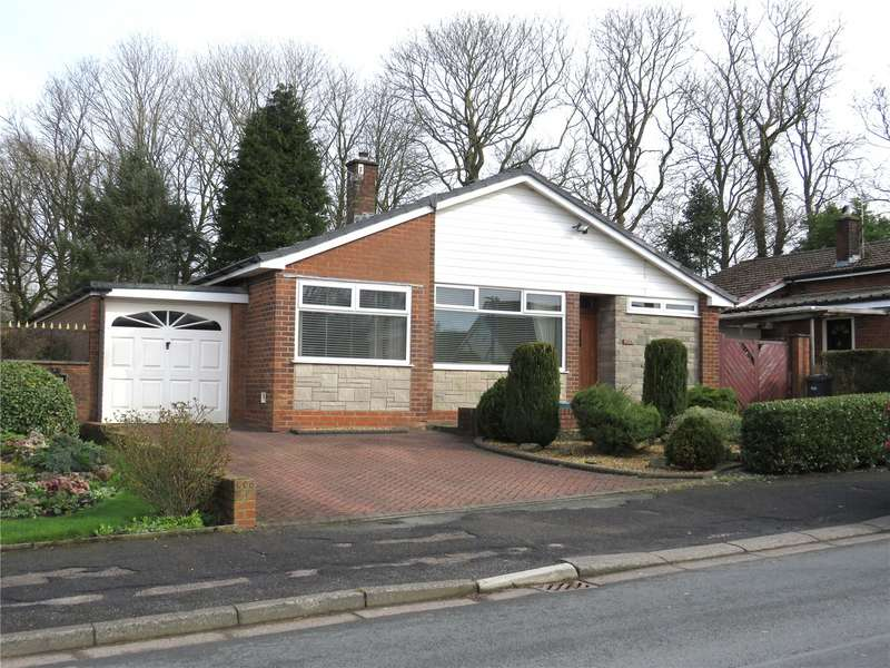 3 Bedrooms Detached Bungalow for sale in Hough Fold Way, Bolton, Lancashire, BL2