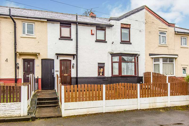 3 Bedrooms House for sale in Rufus Street, Preston, Lancashire, PR1