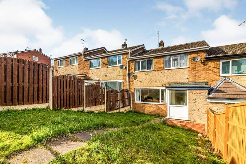 3 Bedrooms House for sale in Tor Way, Brinsworth, Rotherham, South Yorkshire, S60