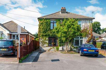 3 Bedrooms Semi Detached House for sale in Marchwood, Southampton, Hampshire