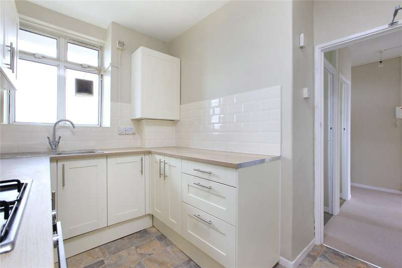 2 Bedrooms Flat for sale in Bonsor House, London, SW8