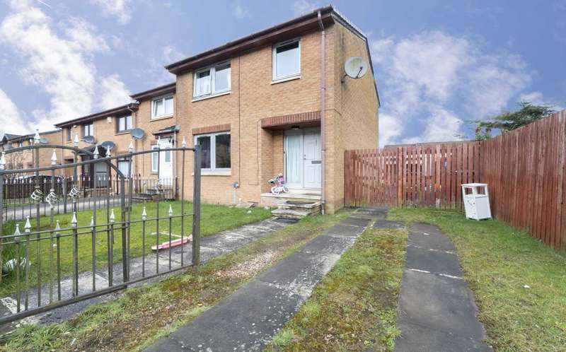 3 Bedrooms Semi Detached House for sale in Ardencraig Drive, Castlemilk