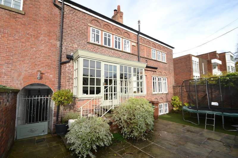 5 Bedrooms Semi Detached House for sale in Schools Hill, Cheadle
