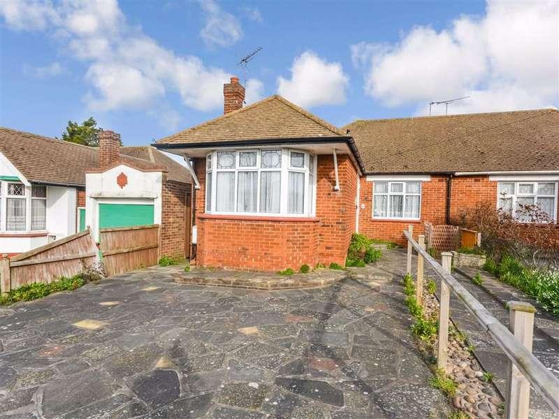 2 Bedrooms Semi Detached Bungalow for sale in Salisbury Avenue, Broadstairs, Kent