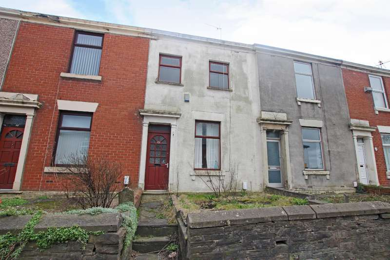 3 Bedrooms Terraced House for sale in Livesey Branch Road, Blackburn, BB2 4LU