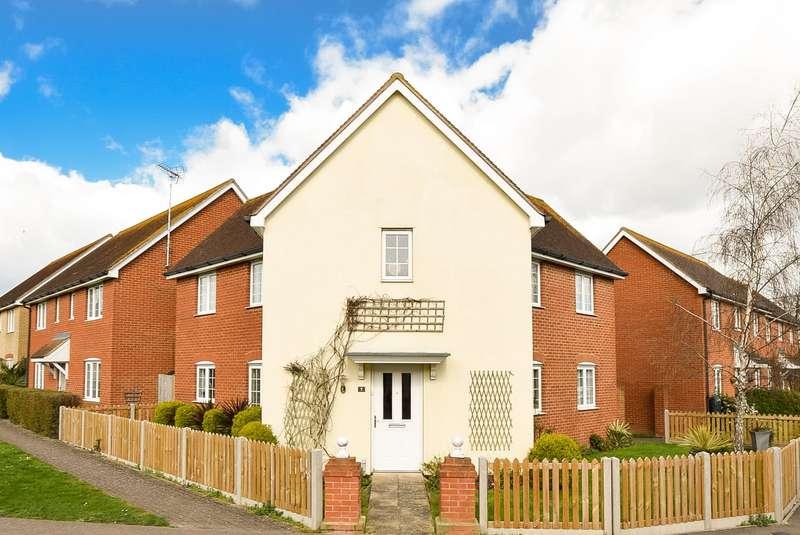 4 Bedrooms Detached House for sale in Barnes Way, Herne Bay