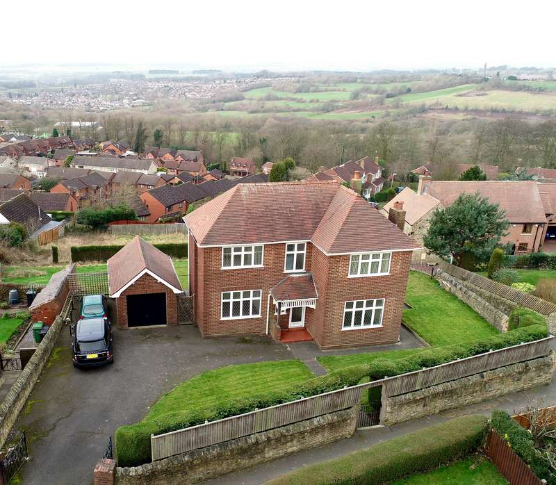 3 Bedrooms Property for sale in 'Botany Lodge' Vale Row, Upper Gornal, Dudley (Development opportunity - House & Building Plots)