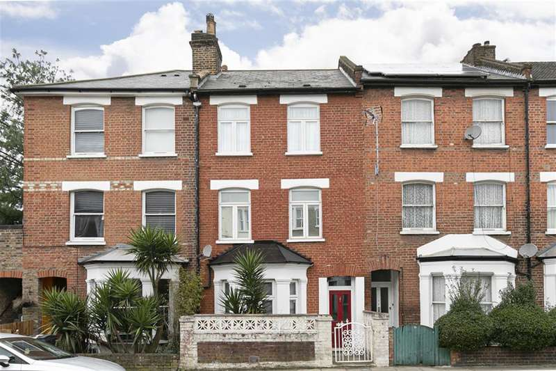 4 Bedrooms Terraced House for sale in Ariel Road, London, NW6 2EA