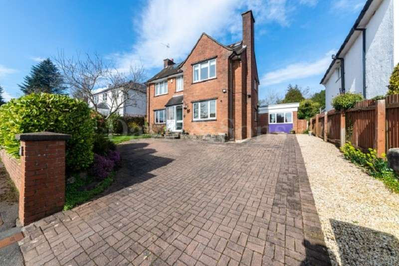 4 Bedrooms Detached House for sale in Quebec Close, Newport. NP20 3RA