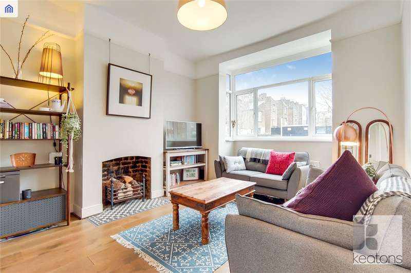 3 Bedrooms Terraced House for sale in Reginald Road, London, E7