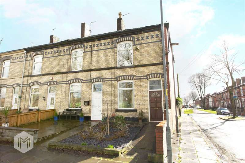 2 Bedrooms Terraced House for sale in Hamilton Street, Bury, Greater Manchester, BL9