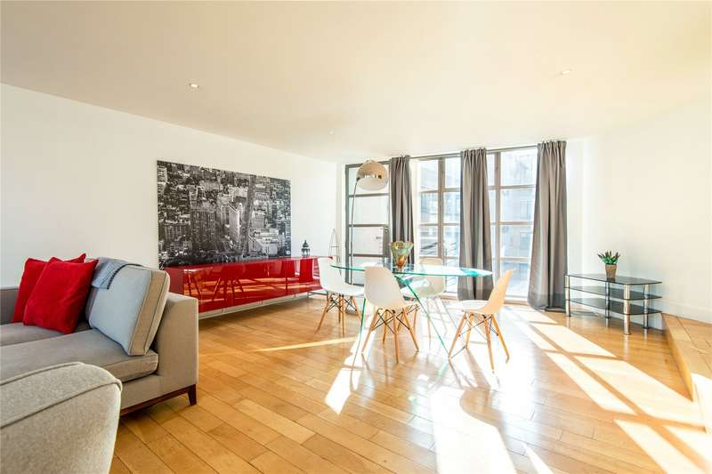 2 Bedrooms Apartment Flat for sale in Great Sutton Street, London, EC1V