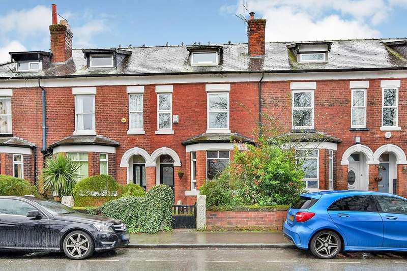 4 Bedrooms House for sale in Burton Road, West Didsbury, Greater Manchester, M20