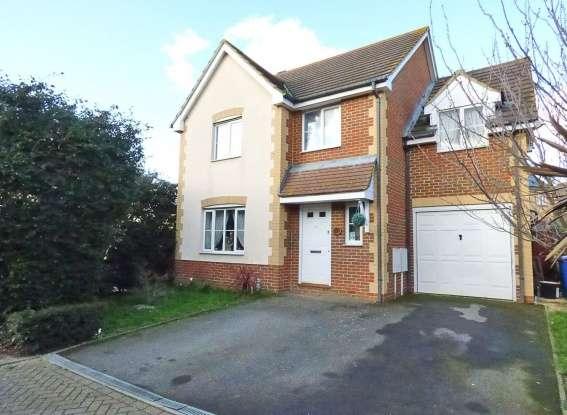 Detached House for sale in Saxon Shore, Kemsley, Kent, ME10 2UP