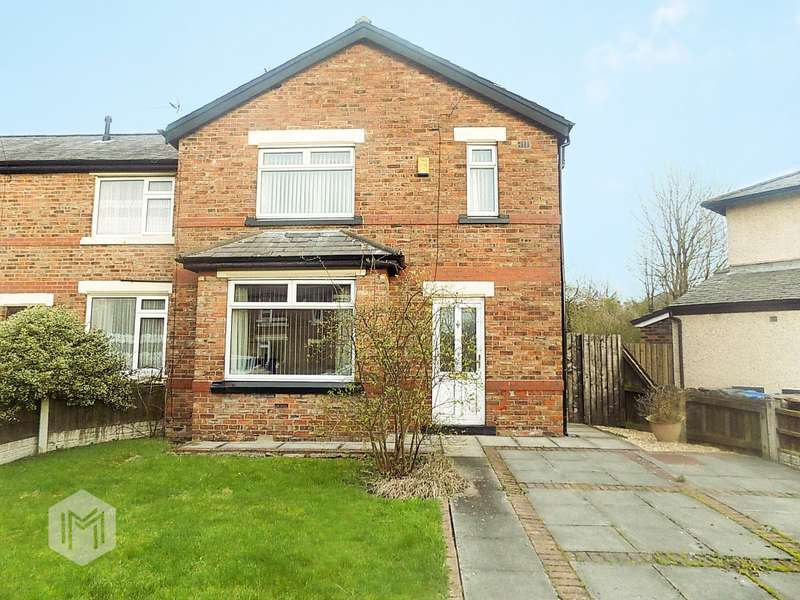 3 Bedrooms Semi Detached House for sale in Cinnamon Avenue, Hindley Green, Wigan, Greater Manchester, WN2