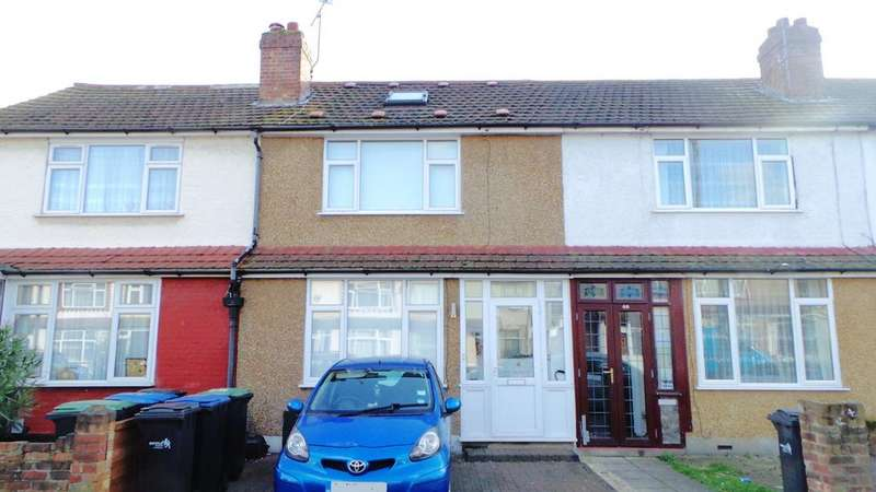 3 Bedrooms Terraced House for sale in Woodlands Road, Edmonton, London, N9