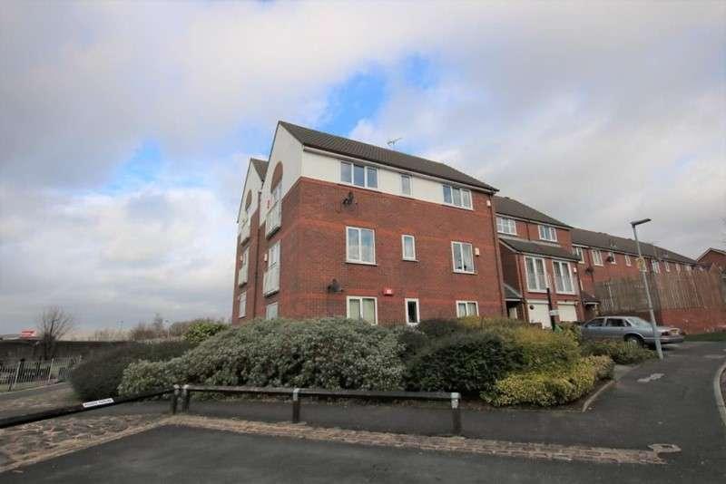2 Bedrooms Apartment Flat for sale in Lockside, Blackburn, Lancashire, BB2 3TA