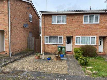 2 Bedrooms End Of Terrace House for sale in Sholing, Southampton, Hampshire