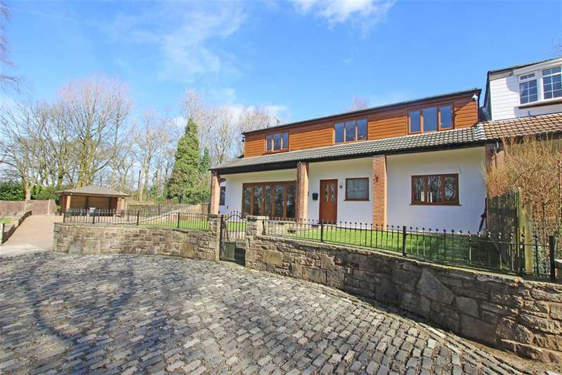 4 Bedrooms Semi Detached House for sale in 'Coach House' Turncroft Road, Darwen, BB3 2BW