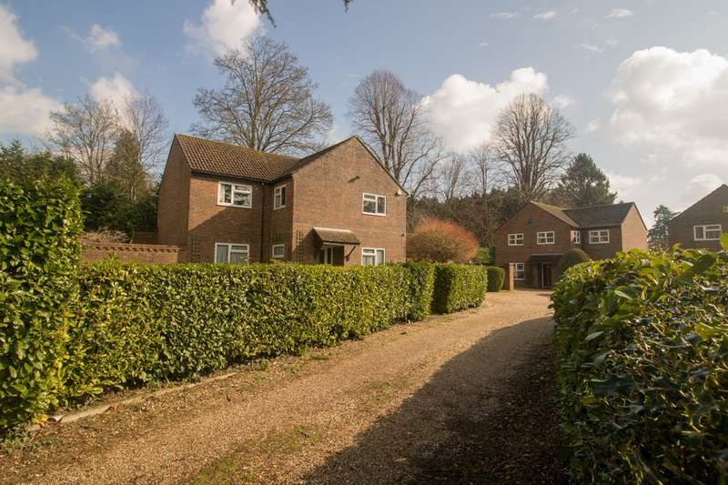 5 Bedrooms Detached House for sale in Haskells Close, Lyndhurst, SO43