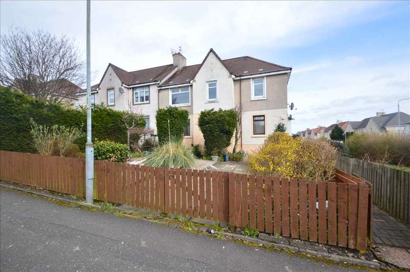 3 Bedrooms Apartment Flat for sale in Motherwell Road, Bellshill