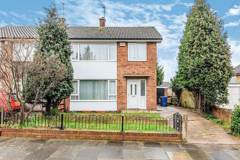 3 Bedrooms Semi Detached House for sale in Rowan Mount, Doncaster, South Yorkshire, DN2