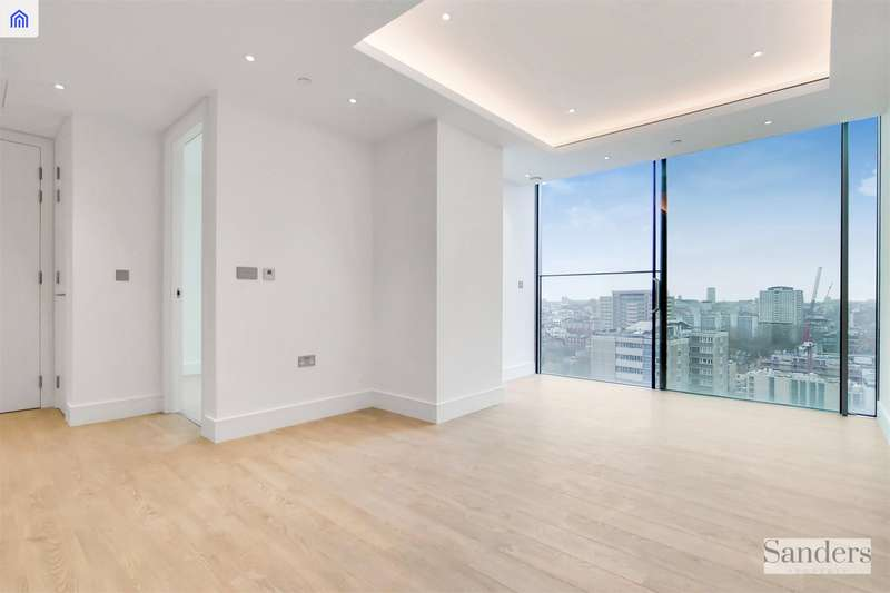 2 Bedrooms Flat for sale in Carrara Tower, 1 Bollinder Place, London