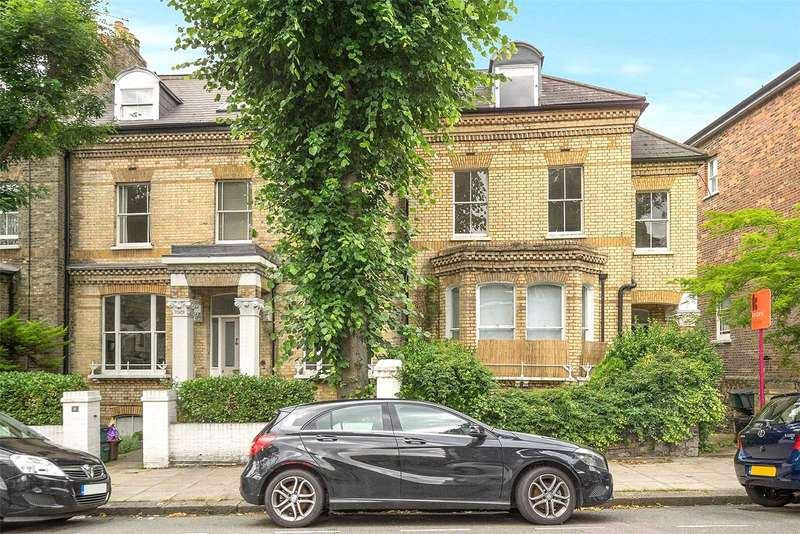 3 Bedrooms Flat for sale in Burghley Road, London, NW5