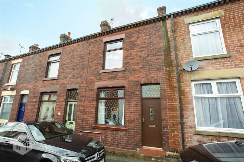 2 Bedrooms Terraced House for sale in King Street, Bromley Cross, Bolton, Greater Manchester, BL7