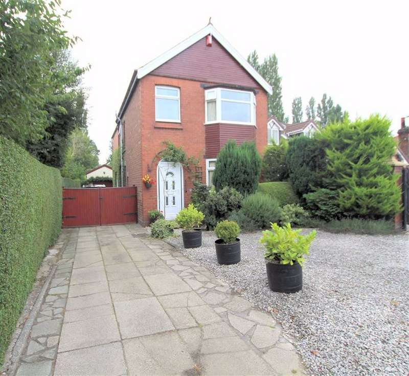 4 Bedrooms Detached House for sale in Sealand Road, Sealand, Deeside