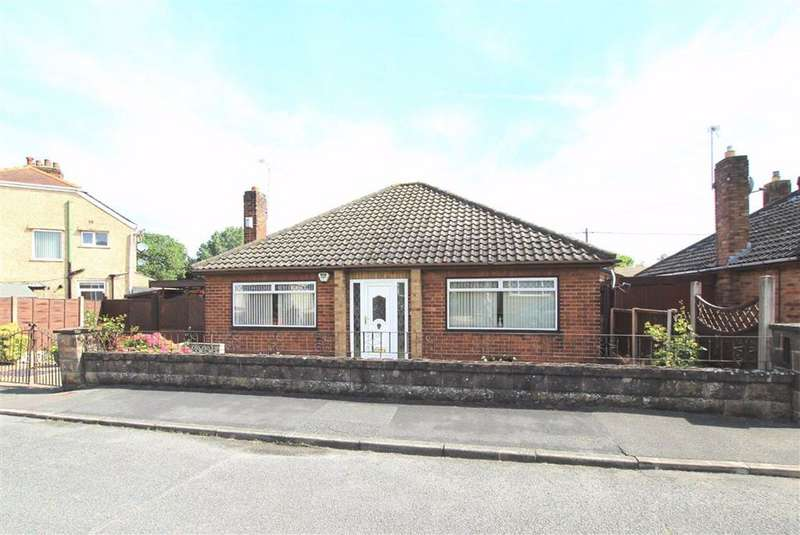 3 Bedrooms Detached Bungalow for sale in Ash Grove, The Manor, Flint, Flintshire, CH6