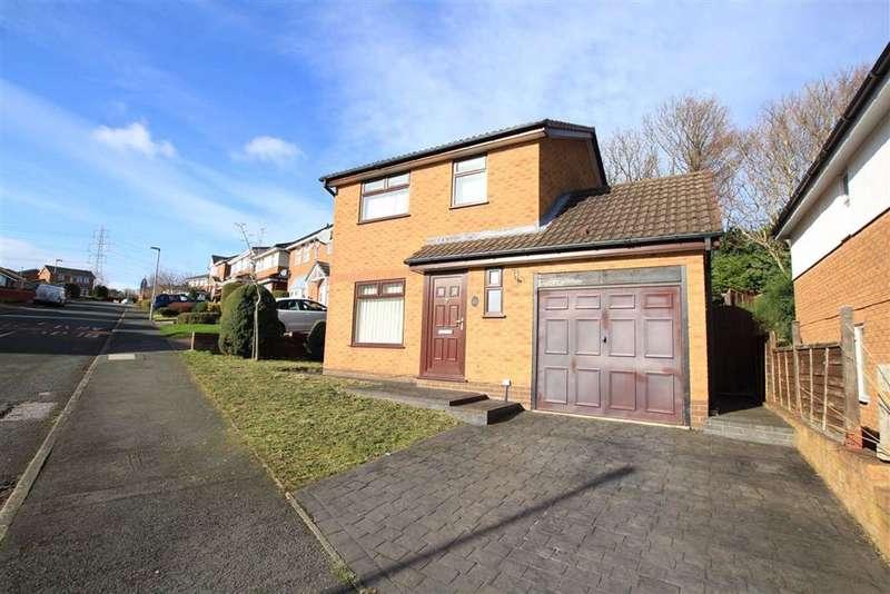 3 Bedrooms Detached House for sale in Greenbank Drive, Flint, Flintshire, CH6