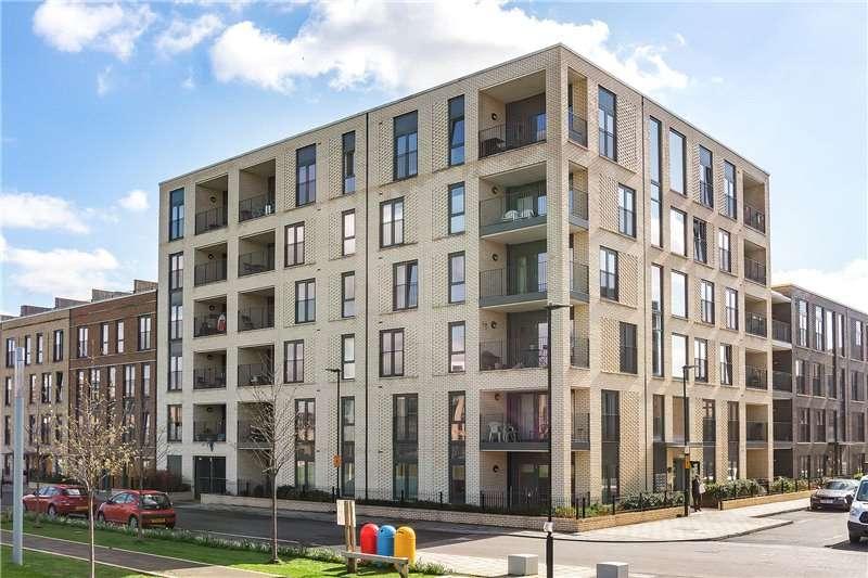 1 Bedroom Flat for sale in Bramah Road, Oval, London, SW9