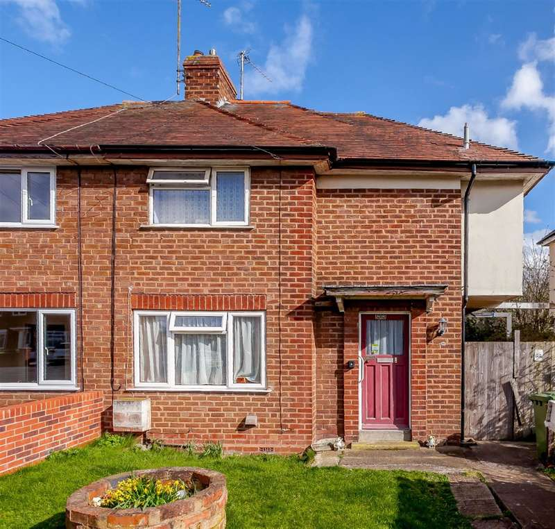 3 Bedrooms Semi Detached House for sale in 88 Queensway, Hereford, HR1 1HG
