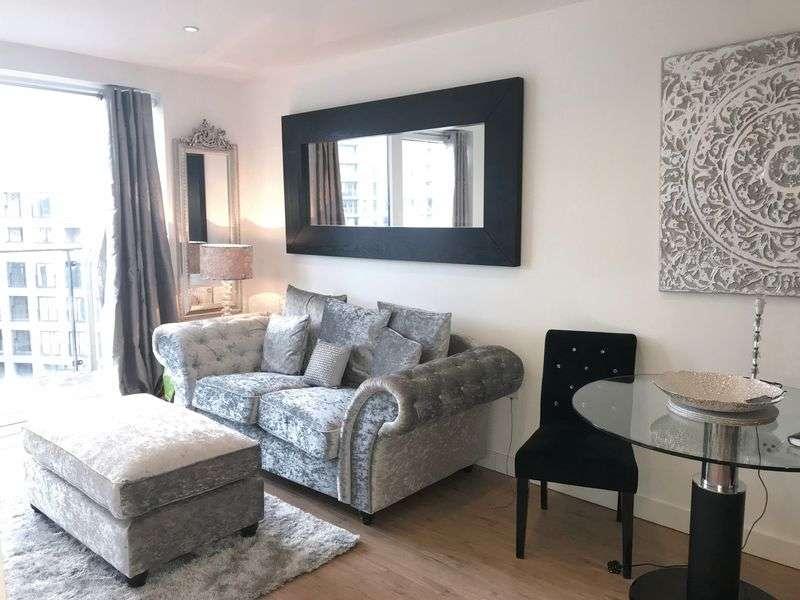 1 Bedroom Property for sale in Deals Gateway, London