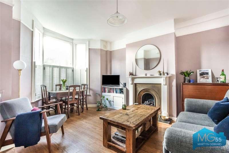1 Bedroom Apartment Flat for sale in Marriott Road, Stroud Green, London, N4