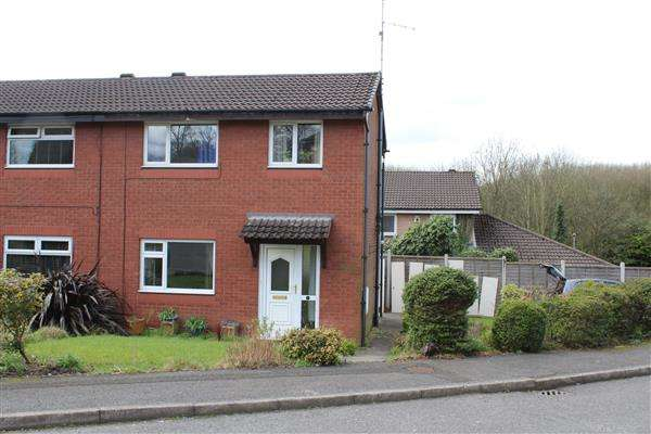 2 Bedrooms Semi Detached House for sale in Cobblebank, Manchester