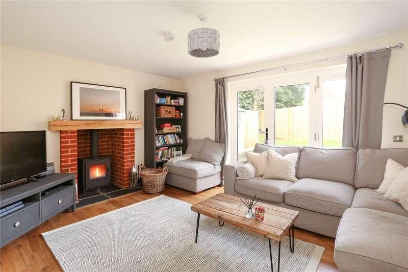 2 Bedrooms Detached House for sale in De Port Heights, Corhampton, Hampshire, SO32