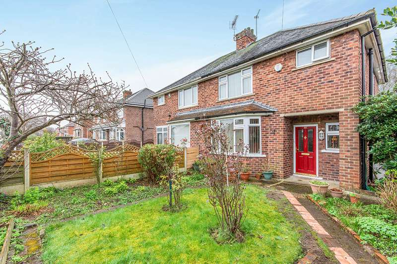 3 Bedrooms Semi Detached House for sale in Ascot Avenue, Cantley, Doncaster, DN4