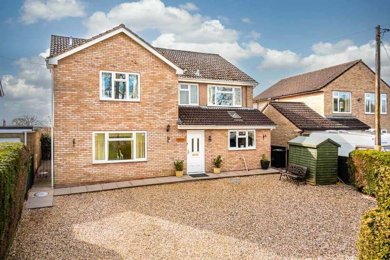 5 Bedrooms Detached House for sale in Bromley Road, Ellwood, Coleford