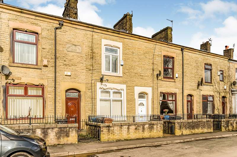 2 Bedrooms House for sale in Clyde Street, Oldham, Greater Manchester, OL1