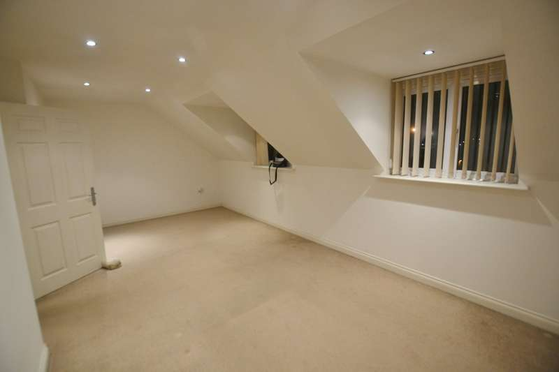 2 Bedrooms Flat for rent in Apartment 5, 39 Blackbird Road LE4