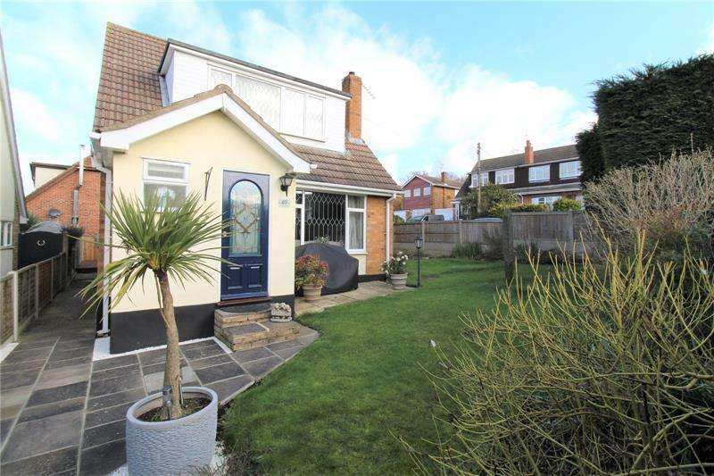 3 Bedrooms Detached House for sale in South Avenue, Hullbridge, Hockley, Essex, SS5