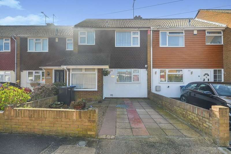 3 Bedrooms Property for sale in Vincent Close, Broadstairs, CT10