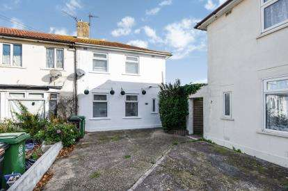 3 Bedrooms End Of Terrace House for sale in Tipner, Portsmouth, Hampshire