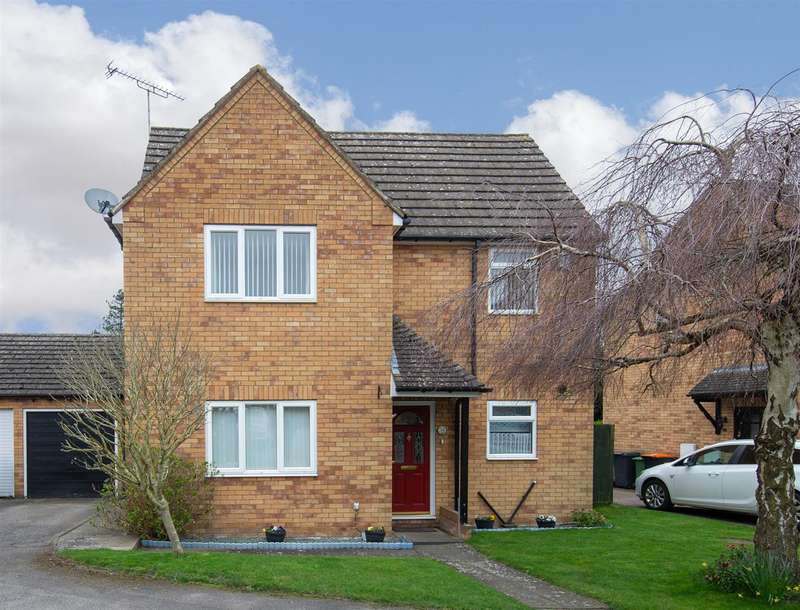 3 Bedrooms Detached House for sale in Forge Close, Chalton, Luton