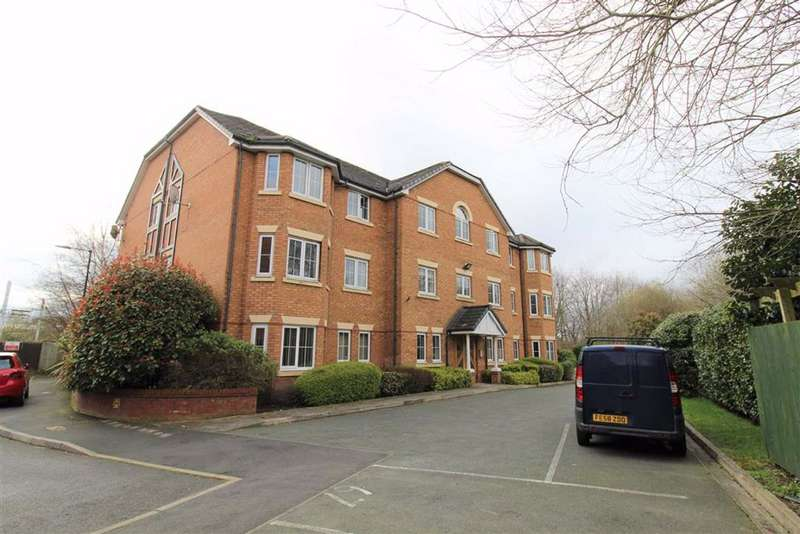 2 Bedrooms Flat for sale in Chelsfield Grove, Manchester