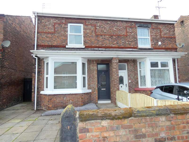 3 Bedrooms Semi Detached House for sale in St Johns Road, Huyton, Liverpool