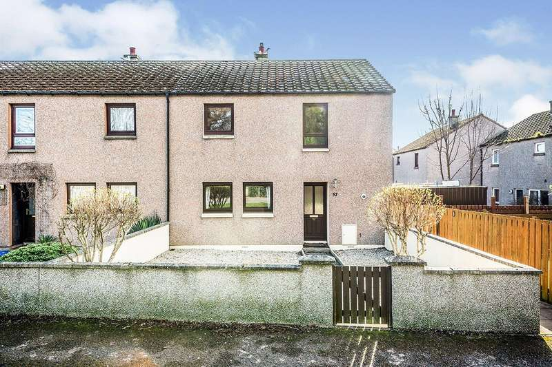 3 Bedrooms End Of Terrace House for sale in Community Way, Lossiemouth, Moray, IV31